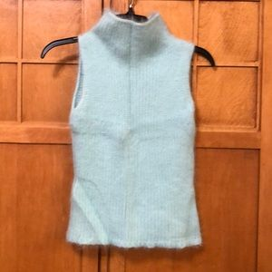 BB Rabbit hair tank top